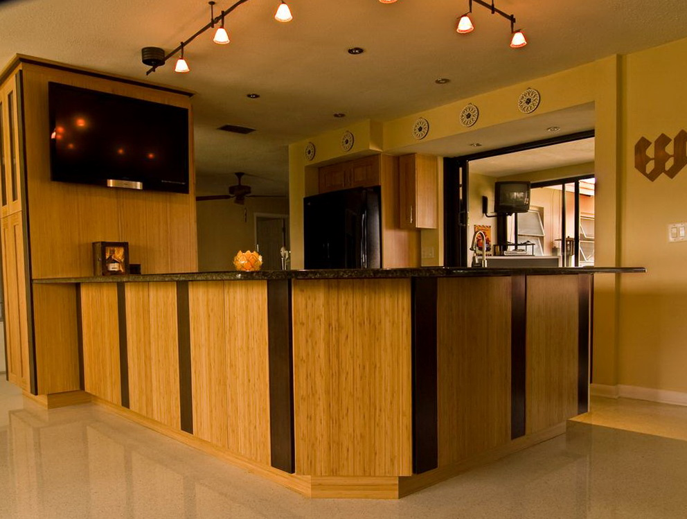 Bamboo Kitchen Cabinets Uk