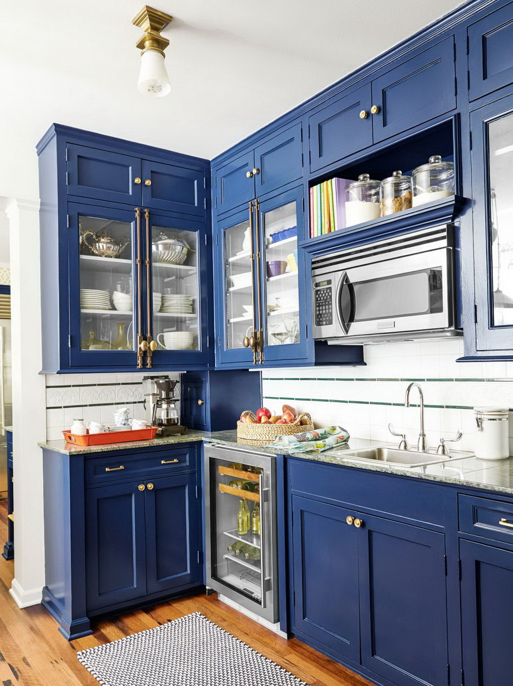 Best Way To Clean Kitchen Cabinets Before Painting
