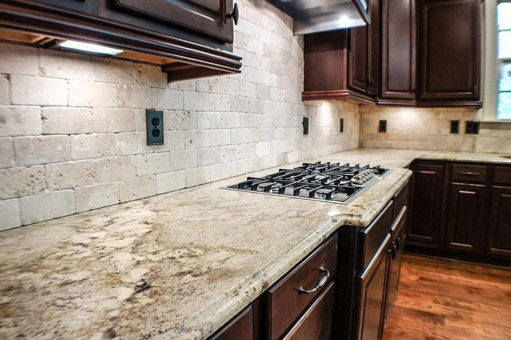 Brown Kitchen Cabinets Ideas
