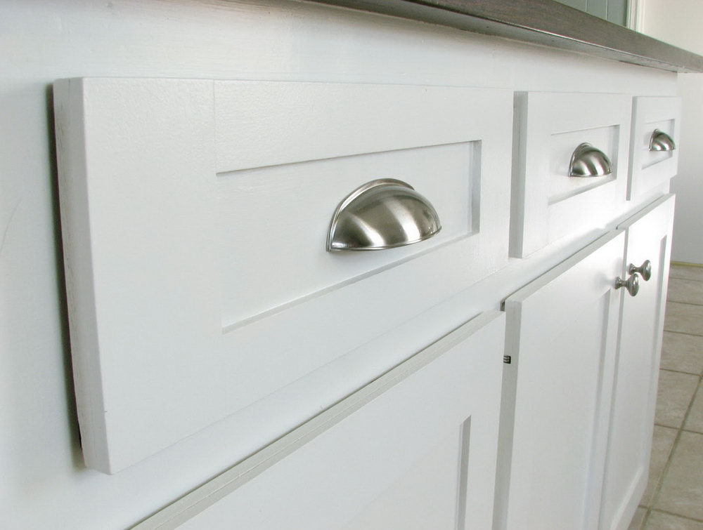 Brushed Nickel Hardware For Kitchen Cabinets