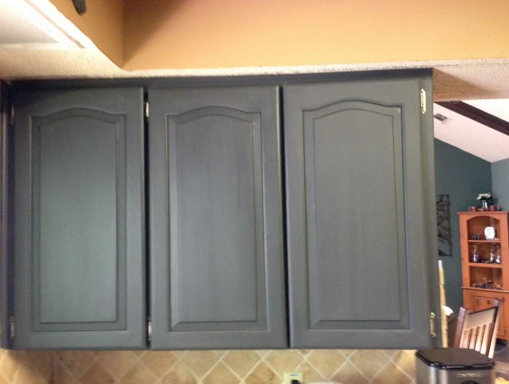 Can I Paint My Kitchen Cabinets Without Removing The Doors