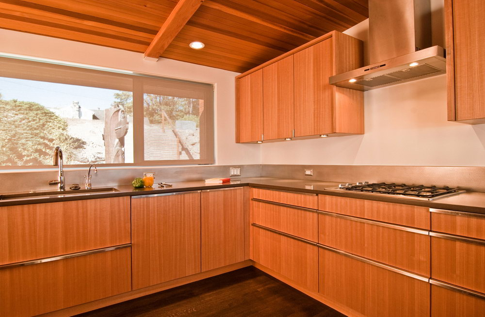 Century Style Kitchen Cabinets