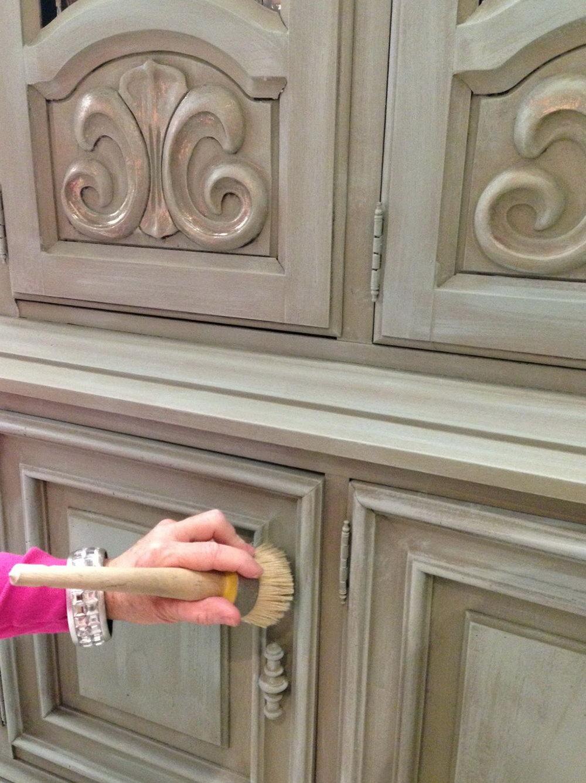 Chalk Paint On Kitchen Cabinets Durability
