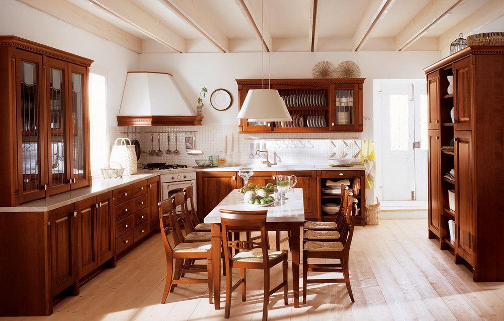 Clean Kitchen Cabinets Inside