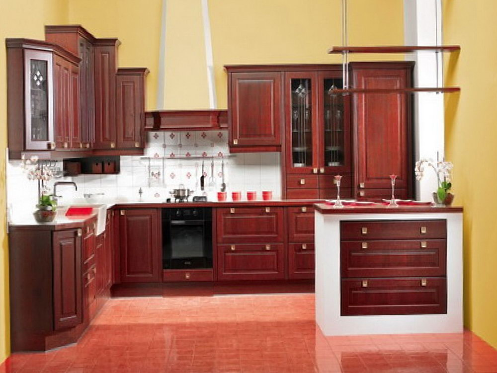 Colors For Kitchen Cabinets 2016