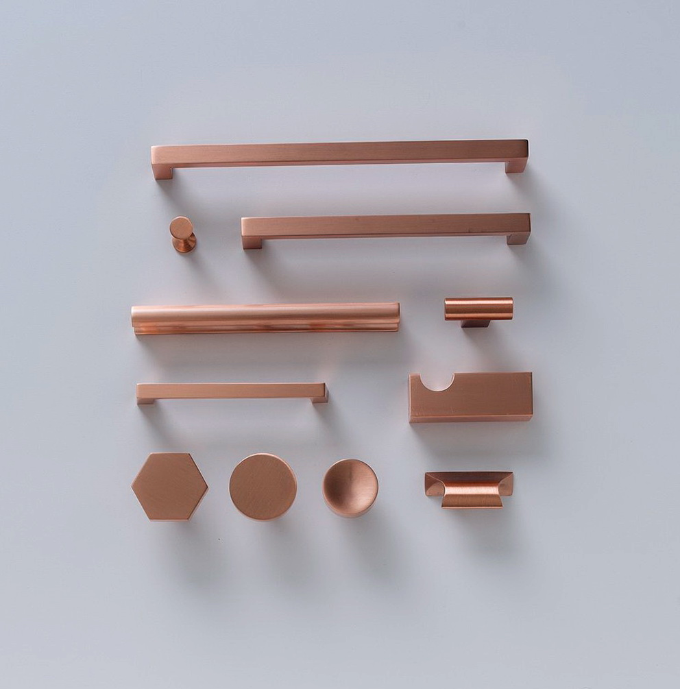 Copper Knobs For Kitchen Cabinets
