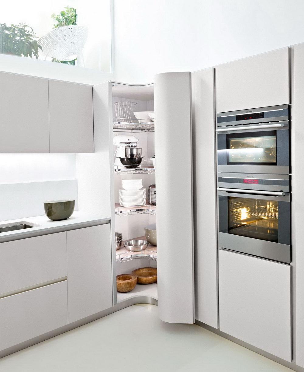 Corner Kitchen Pantry Cabinet Uk