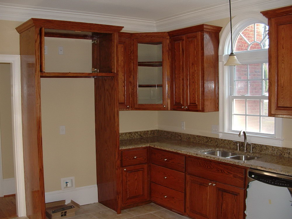 Corner Kitchen Wall Cabinets