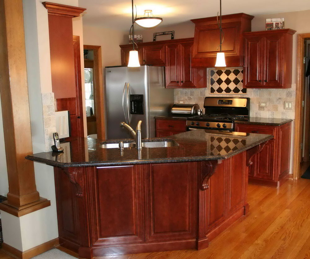 Cost Of New Kitchen Cabinets Installed