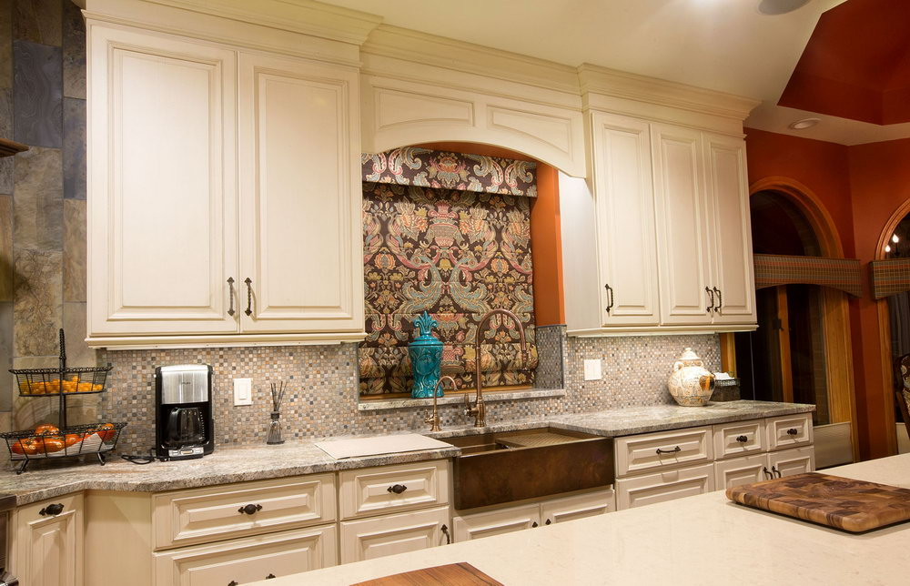 Cream Colored Kitchen Cabinets Photos