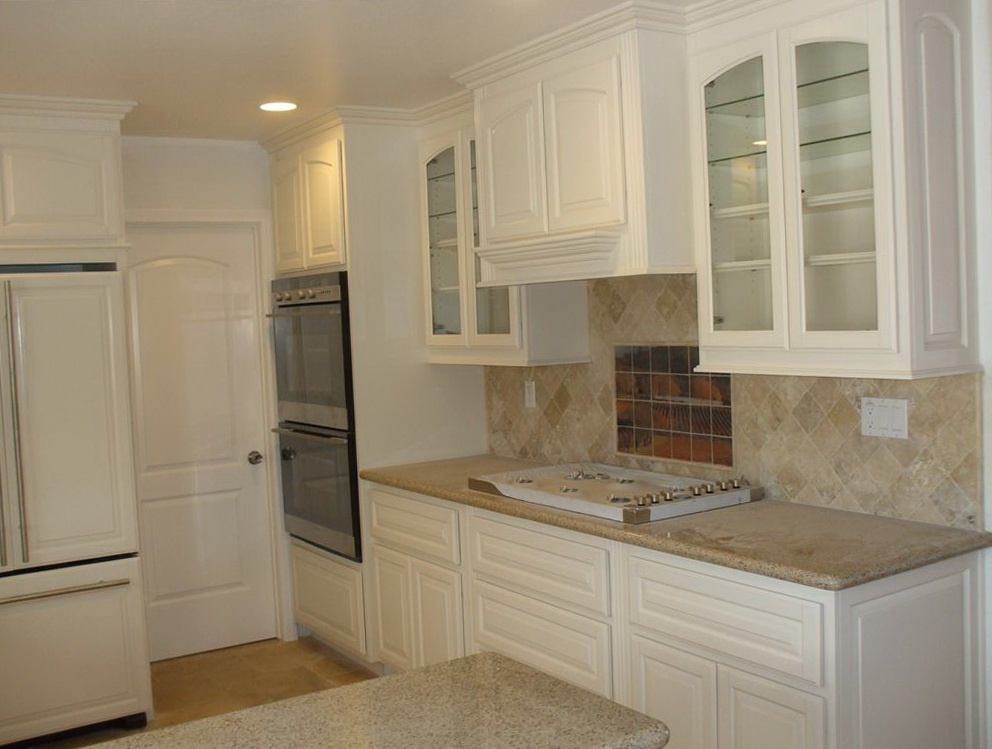 Custom Kitchen Cabinet Doors With Glass