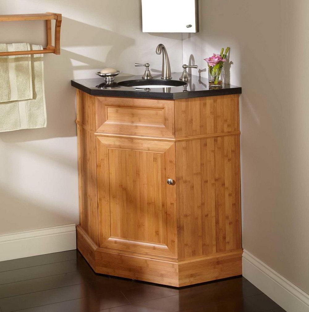 Custom Kitchen Sink Cabinets