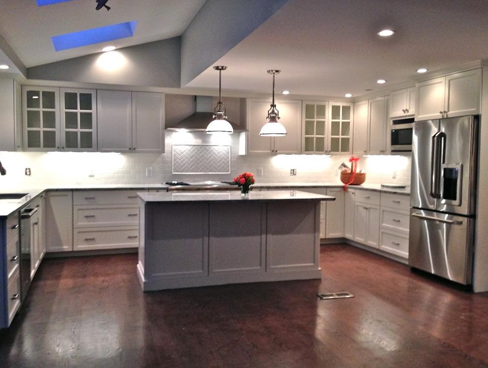 Diamond Kitchen Cabinets White