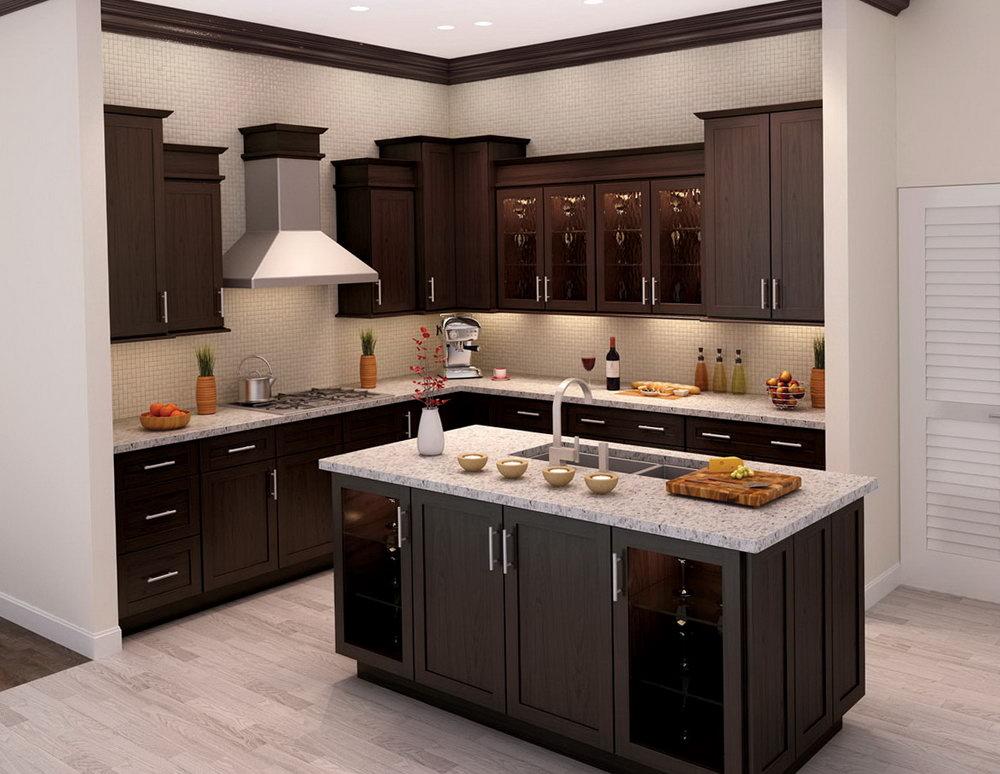 Diamond Plate Kitchen Cabinets