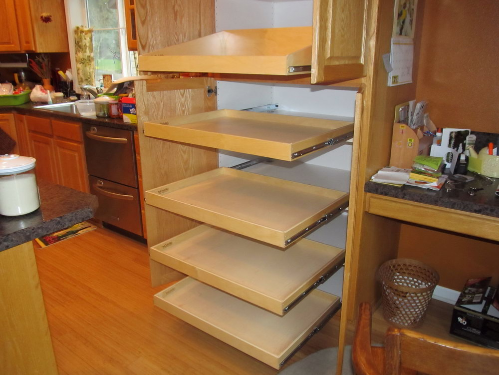 Diy Drawers For Kitchen Cabinets
