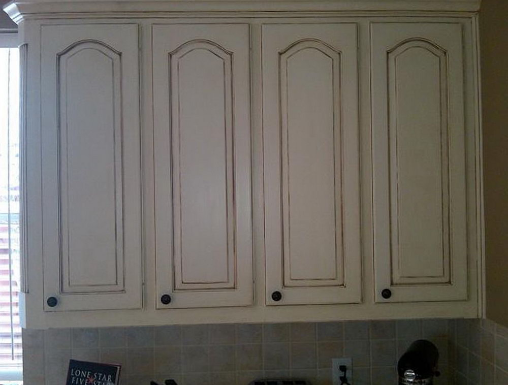 Diy Painting Kitchen Cabinets With Chalk Paint