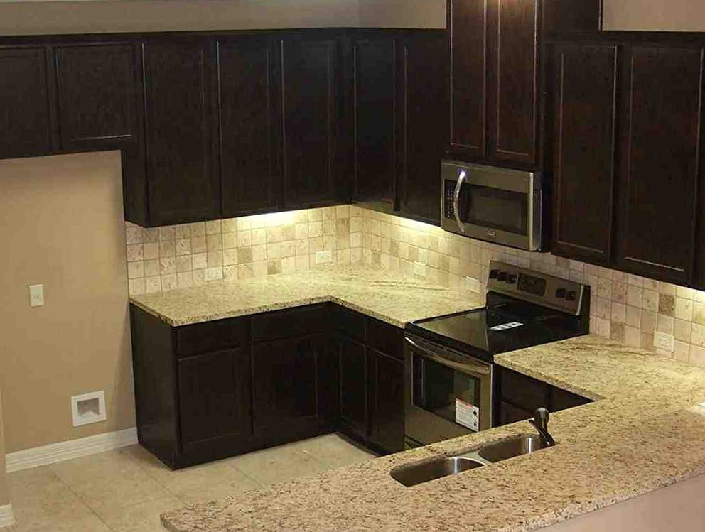 Espresso Kitchen Cabinets Home Depot