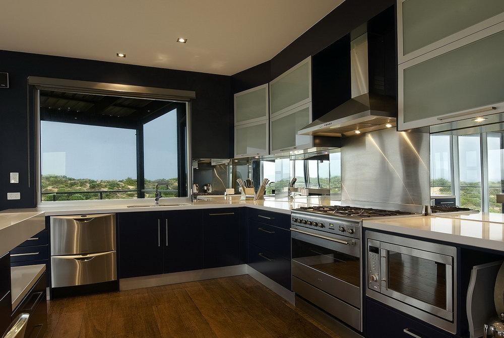 European Contemporary Kitchen Cabinets