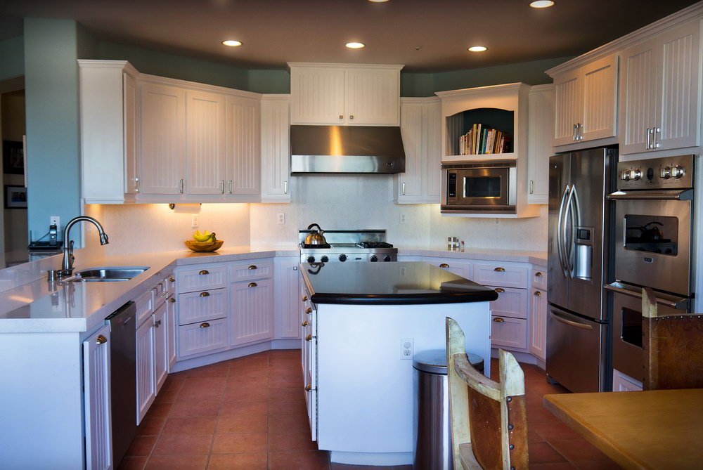 General Finishes Milk Paint Kitchen Cabinets