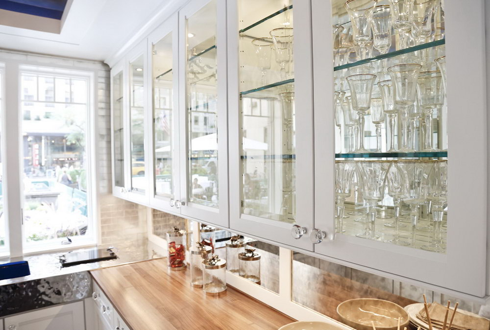 Glass Kitchen Cabinets Doors