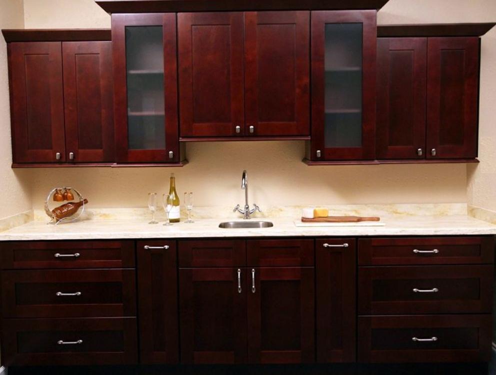 Hardware For Dark Kitchen Cabinets