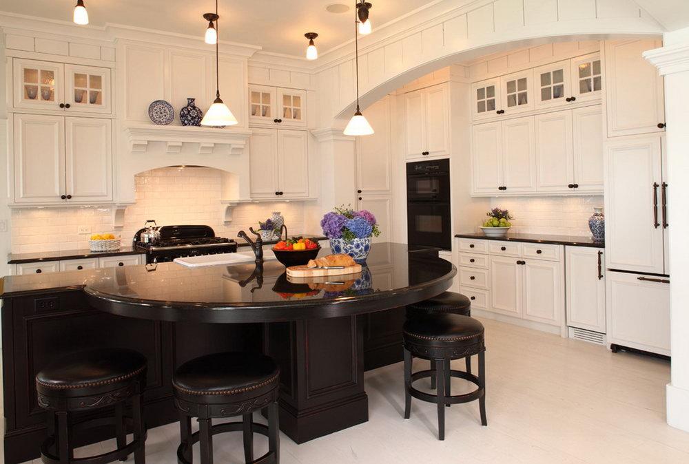 Houzz Kitchen Cabinets Designs