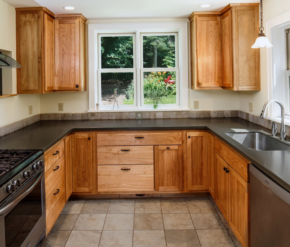 How To Clean Wood Kitchen Cabinets Naturally