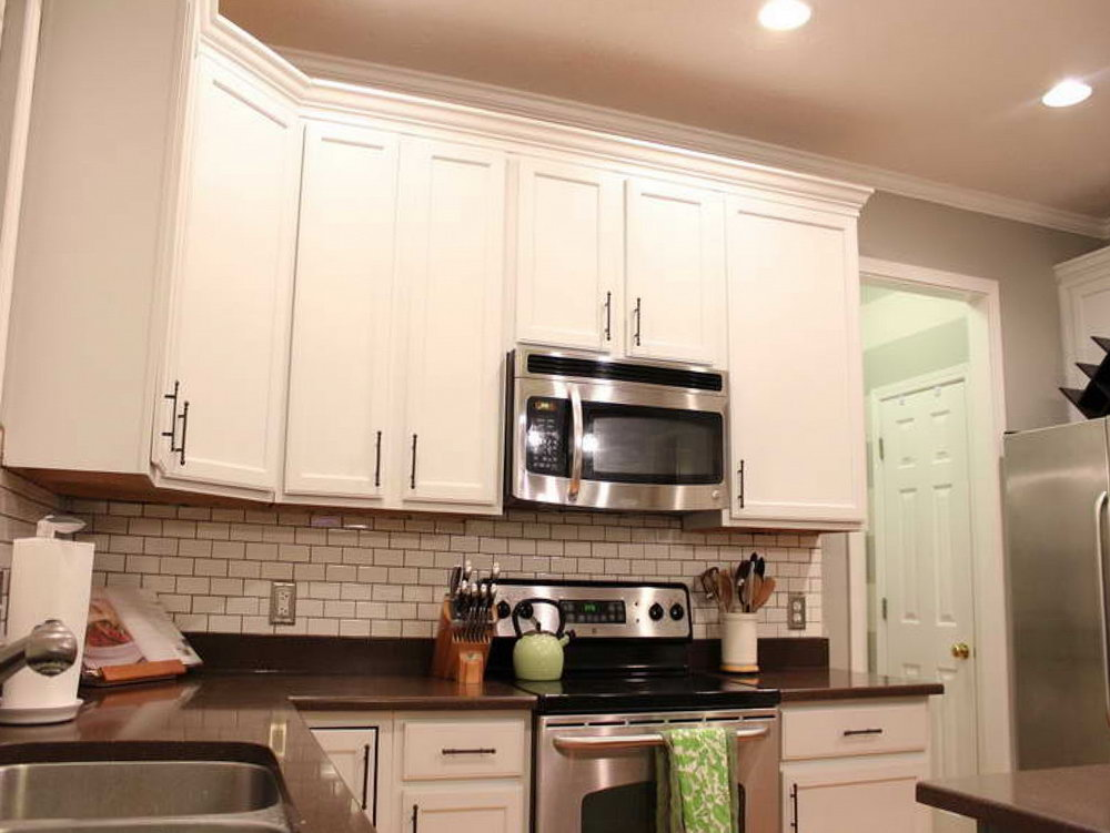How To Hang Kitchen Cabinets Video