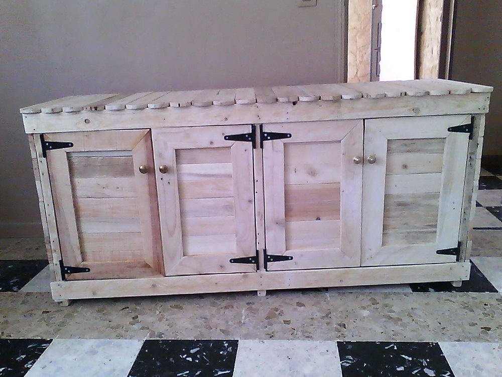 How To Make Kitchen Cabinets From Old Furniture