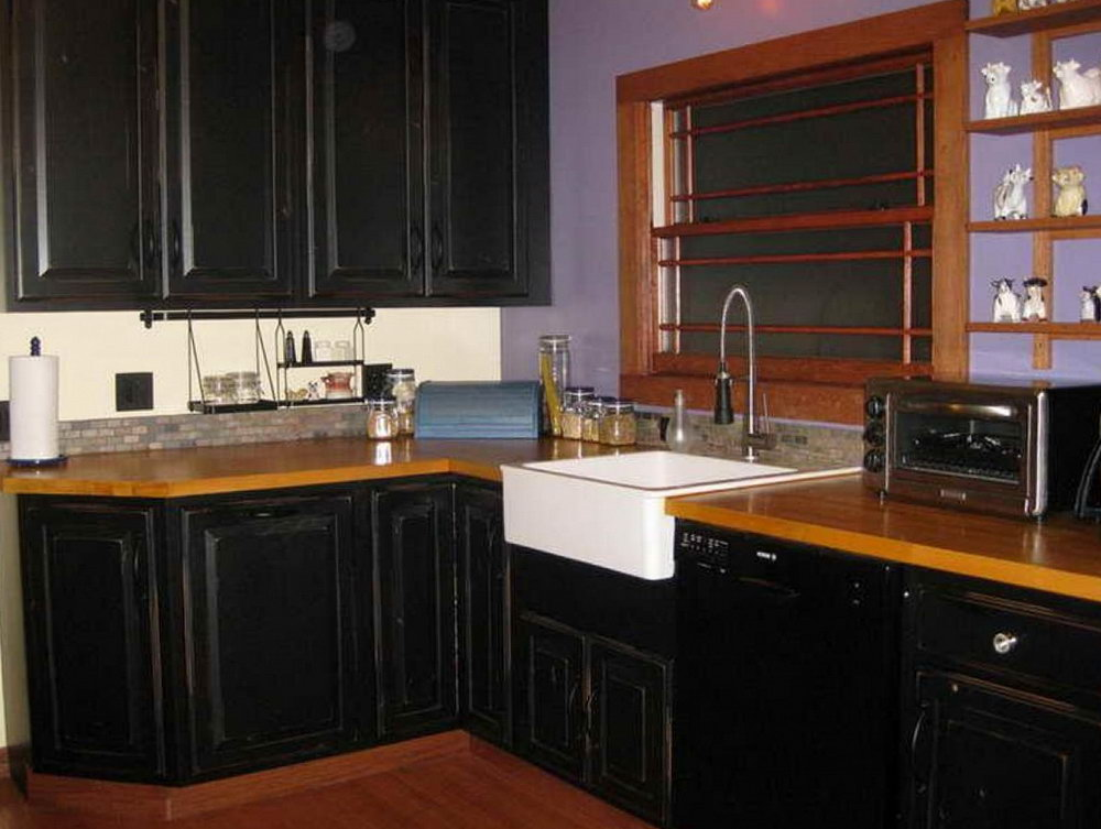 How To Redo Kitchen Cabinets On A Budget