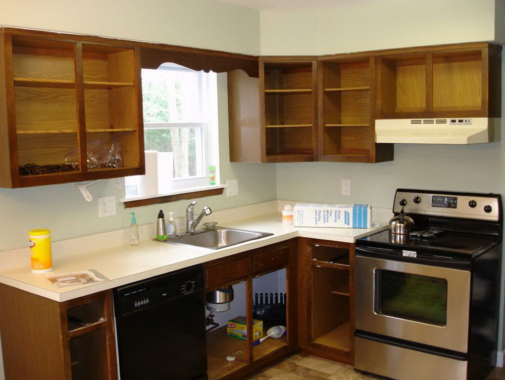 How To Reface Kitchen Cabinets Diy