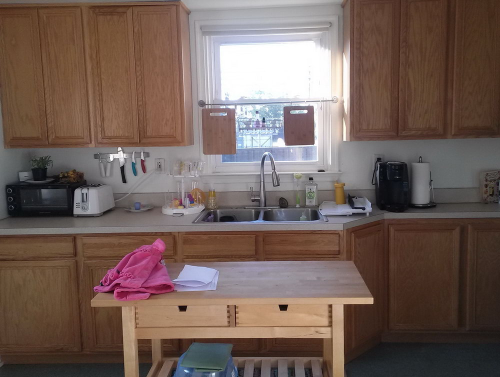 How To Remove Kitchen Cabinets For Reuse