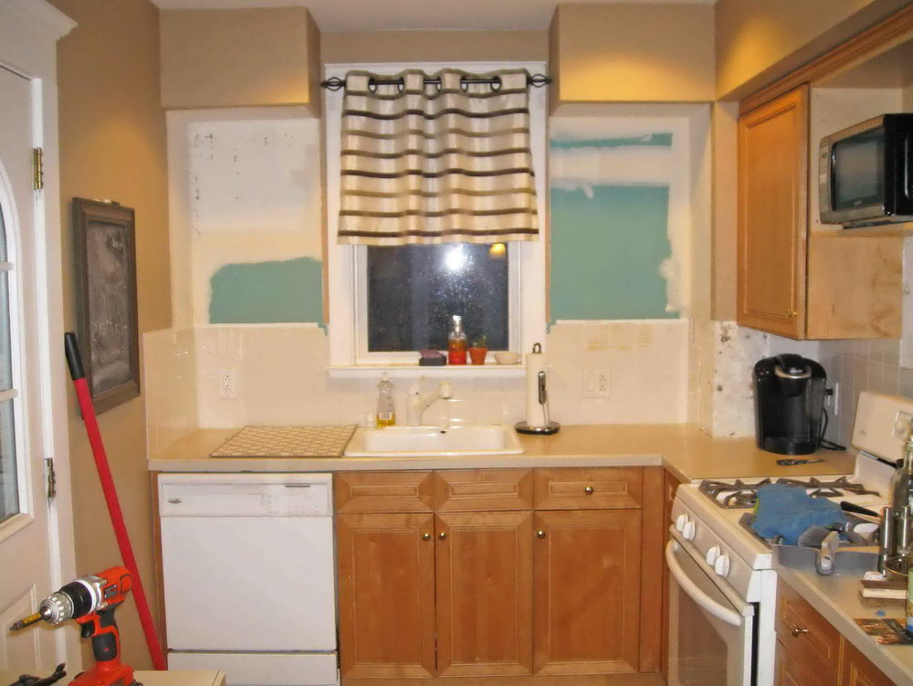 How To Remove Kitchen Cabinets That Are Nailed