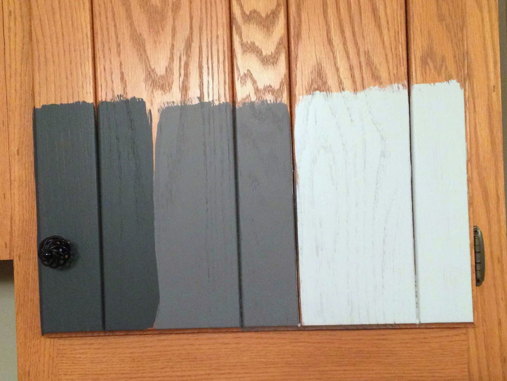 How To Repaint Kitchen Cabinets Without Sanding