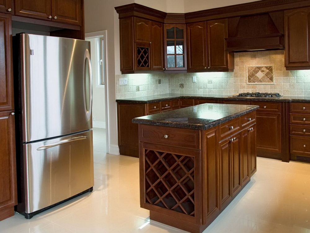 Hutch Style Kitchen Cabinets