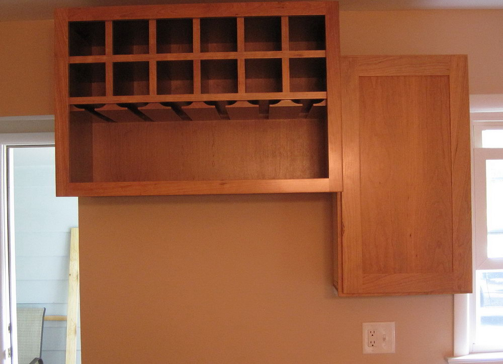Ikea Kitchen Wine Cabinet