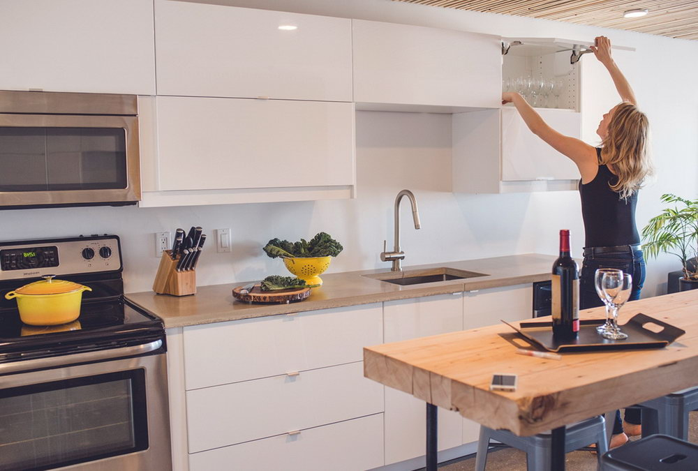 Ikea White Kitchen Cabinets Canada