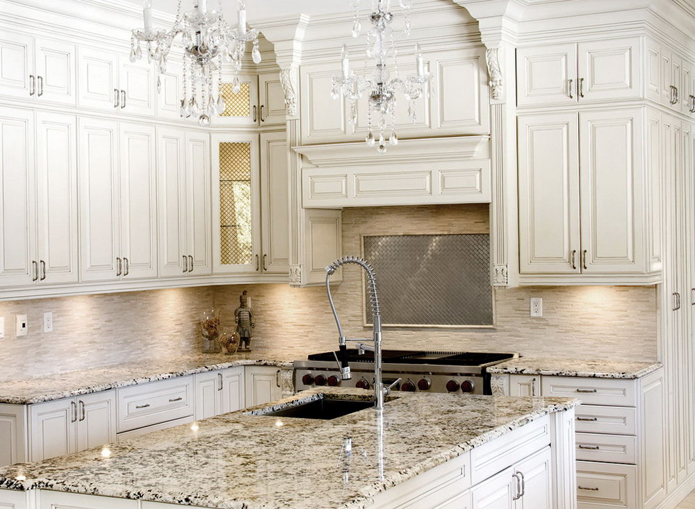 Images Of White Kitchen Cabinets