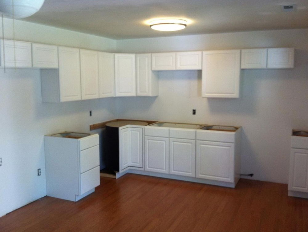 In Stock Kitchen Cabinets Seattle