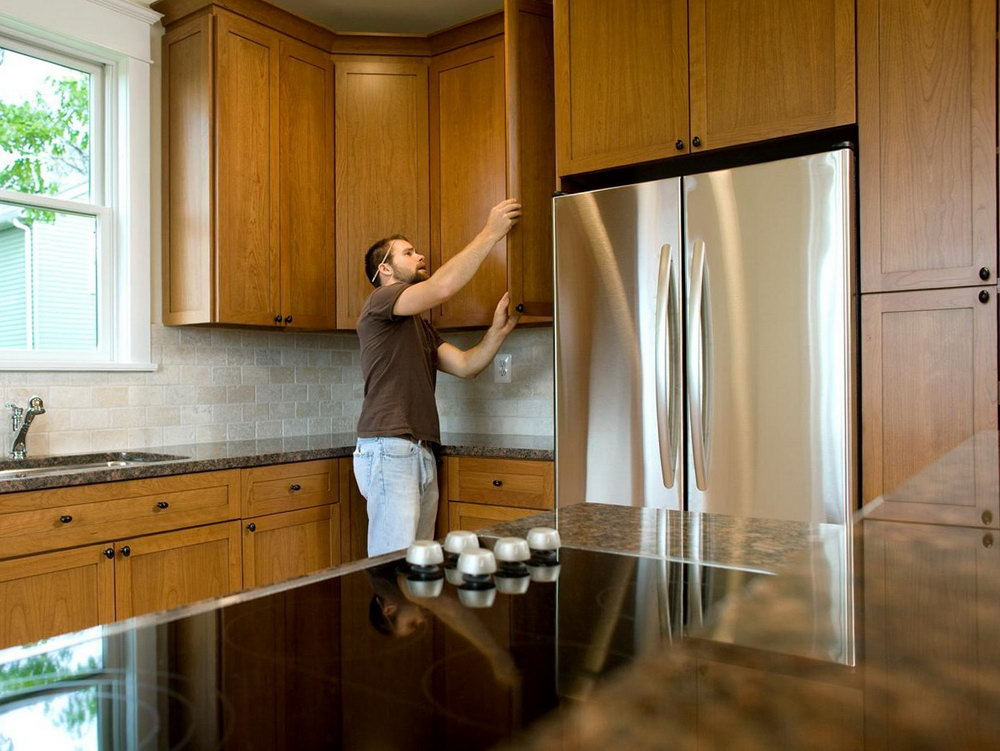 Install Kitchen Cabinets Yourself