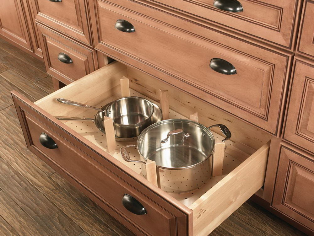 Kitchen Base Cabinet Drawer Dimensions