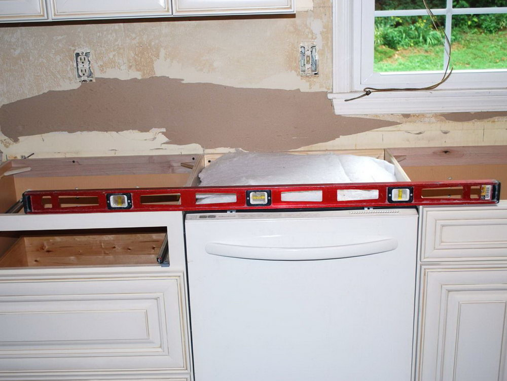 Kitchen Base Cabinet With Countertop