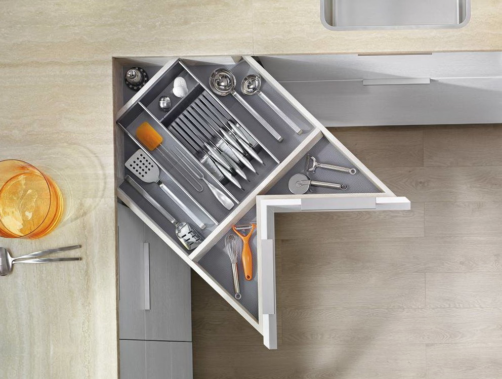 Kitchen Cabinet Accessories In Bangladesh