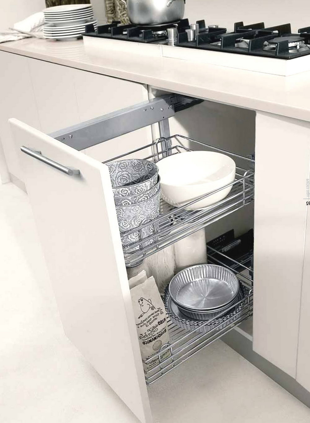 Kitchen Cabinet Accessories Malaysia Price