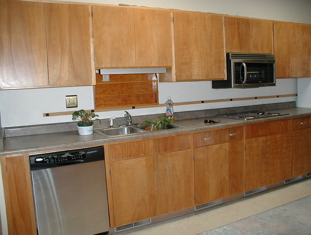Kitchen Cabinet Cleaner Before Painting