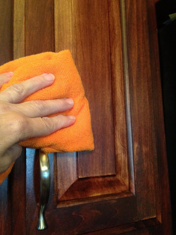 Kitchen Cabinet Cleaner Diy
