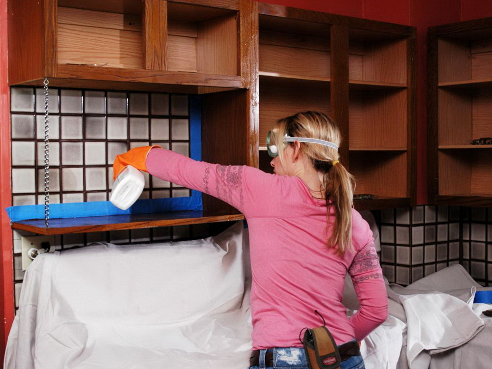 Kitchen Cabinet Cleaners For Wood