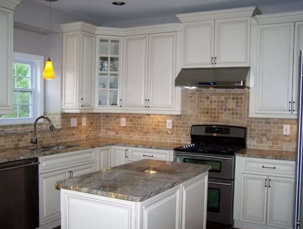 Kitchen Cabinet Countertops