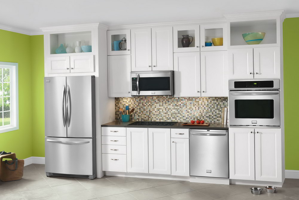 Kitchen Cabinet Depth Refrigerator