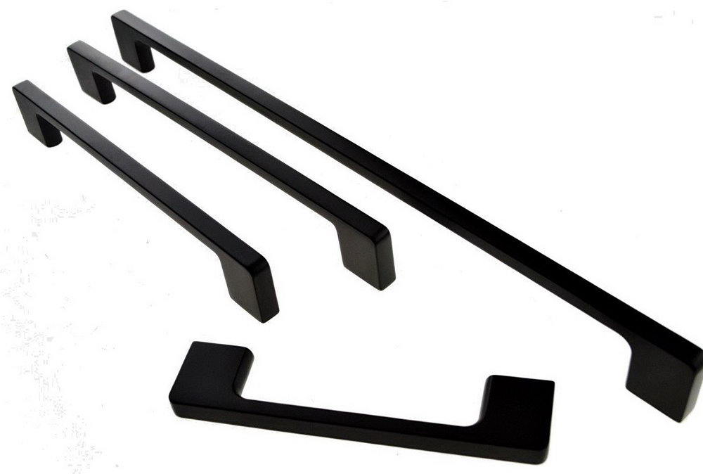 Kitchen Cabinet Door Handles Black